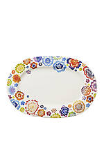 Anmut Bloom Oval Platter