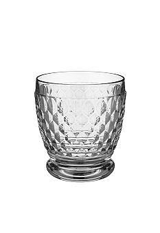 Villeroy & Boch Boston Clear Double Old Fashioned