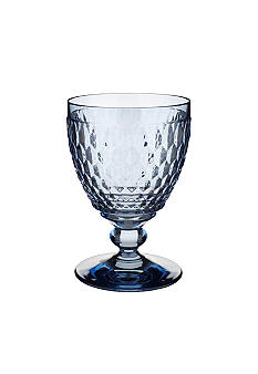 Villeroy & Boch Boston Blue Goblet