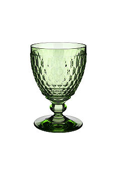 Villeroy & Boch Boston Green Goblet