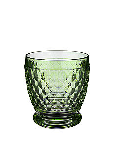 Villeroy & Boch Boston Green Double Old Fashioned