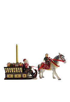 Christmas Toys Santa with Sleigh