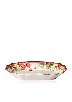 Villeroy & Boch Toy's Fantasy Large Oval Bowl - New Shape!
