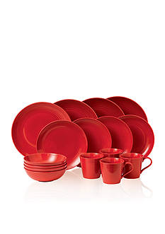 Royal Doulton Gordon Ramsay Chilli 16-Piece Dinnerware Set