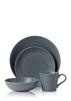 Royal Doulton GR DRK GREY 4PC SET