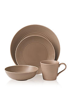 Royal Doulton Gordon Ramsay Maze Taupe