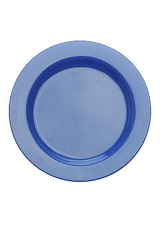 Maxwell & Williams Paint Rim Plate Cornflower Blue 9-in.