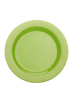 Maxwell & Williams Paint Rim Platter/Charger Lime 13-in.