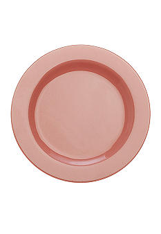 Maxwell & Williams Paint Rim Platter/Charger Pink 13-in.
