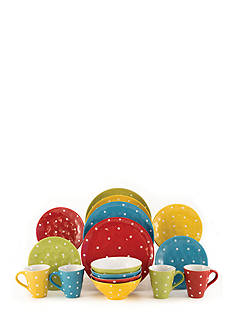 Maxwell & Williams Sprinkle 16-Piece Set - Online Only