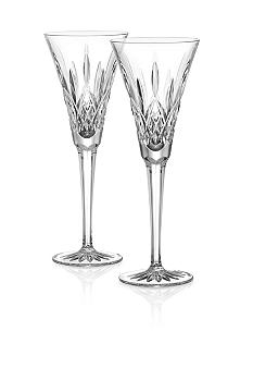 Waterford Lismore Toasting Flutes