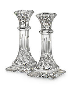 Waterford Lismore 8-in. Candlestick Holder Pair