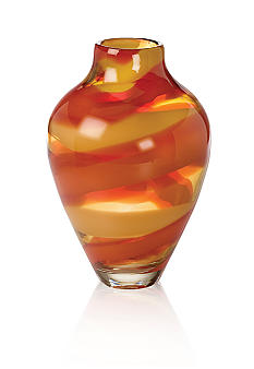Waterford Evolution Red Sea Vase