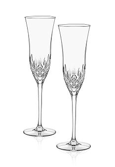 Waterford Lismore Essence Flute Pair