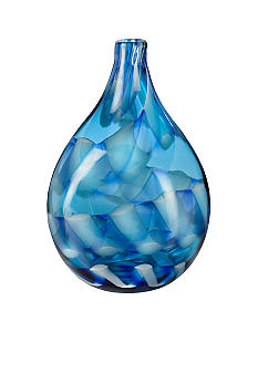 Waterford Evolution Cobalt Rush Vase