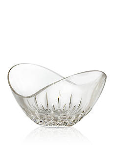 Waterford Lismore Essence 8-in. Ellipse Bowl