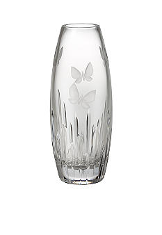 Waterford Butterfly Vase 11