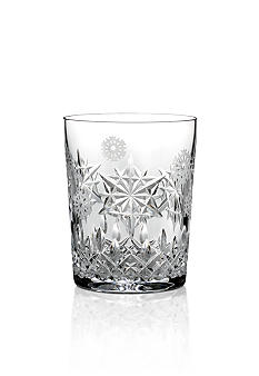 Waterford Snowflake Double Old Fashioned