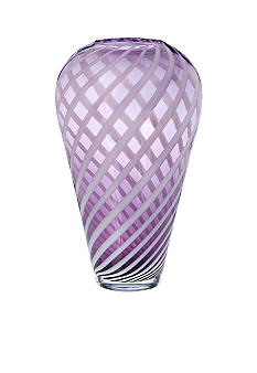 Waterford Evolution Urban Safari Striped Vase