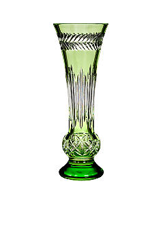 Waterford Fleurology Amy Lime Cased Bouquet Vase