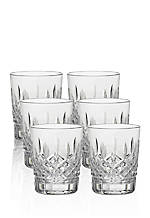 Double Old Fashion, Set of 6