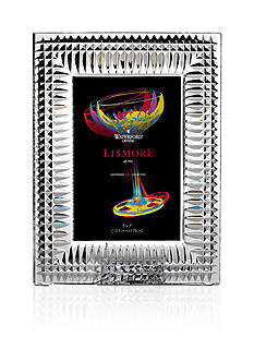 Waterford Lismore Diamond 5-in. x 7-in. Frame