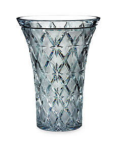 House of Waterford Crystal Lace John Connolly 10-in. Vase
