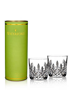 Waterford Giftology Lismore 9-oz. Tumbler Pair