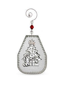 Waterford Crystal 2016 Twas the Night Before Christmas Ornament