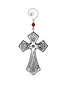 Waterford Crystal 2016 Annual Cross Ornament