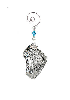 Waterford Crystal 2016 Baby's First Christmas Ornament