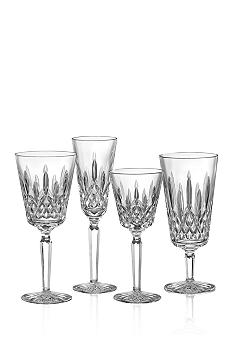 Waterford Lismore Tall Martini Pair