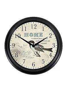 For The Home Clocks Sale Belk Everyday Free Shipping