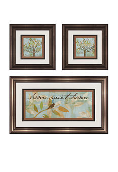 Patton Picture 3-piece Home Sweet Home - Online Only