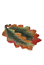 Woodland Harvest Leaf Plate