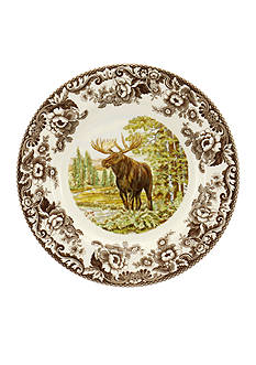 Spode WOODLND MOOSE DINNER
