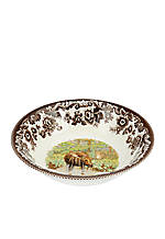 Woodland Moose Ascot Cereal Bowl