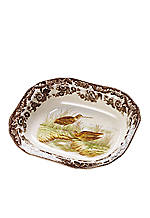 Woodland Snipe Open Vegetable Bowl
