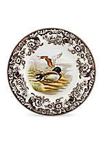 Woodland Mallard Dinner Plate