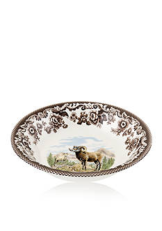 Royal Worcester Spode WDLAND CEREAL-BIGHORN SHEEP