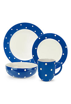 Spode Baking Days Dark Blue Dinnerware