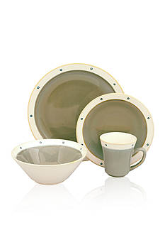 Sango Newport Avocado 16-Piece Set - Online Only