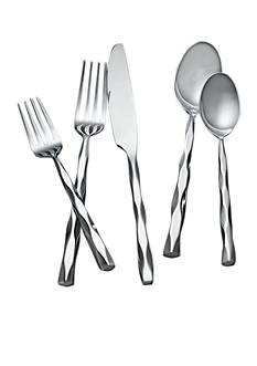 Yamazaki Tableware Cable 5-Piece Place Setting