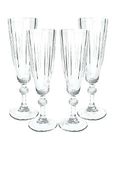 Crystal Clear Reflections Flutes