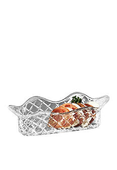 Crystal Clear Muirfield Relish Dish