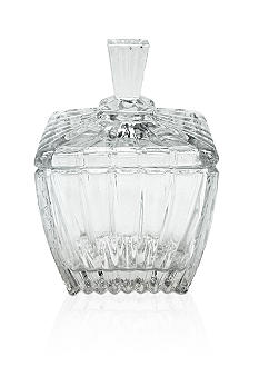 Crystal Clear Alexandria Covered Jar