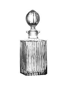 Crystal Clear Alexandria Whiskey Decanter