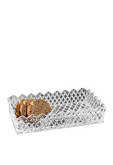 Crystal Clear Muirfield Bread Tray