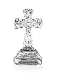 Crystal Clear Devotion Small Cross