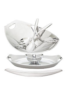 Dansk Fjord Metal Serveware Collection
